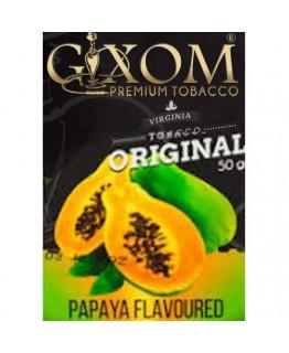 Табак GIXOM Papaya 50 гр