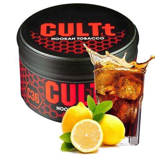 Табак CULTt C36 Cola Lemon 100 гр