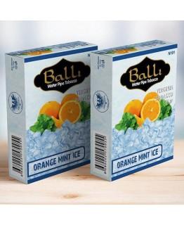 Табак BALLI Orange Mint Ice 50 gr