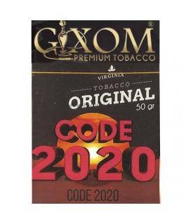 Табак GIXOM Code 2020 50 гр