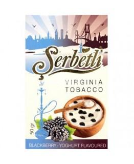 Табак SERBETLI Blackberry Yoghurt 50gr