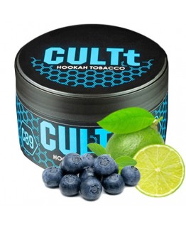 Табак CULTt C89 Blueberry Lime 100 гр