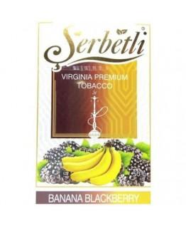 Табак SERBETLI Blackberry Banana 50gr