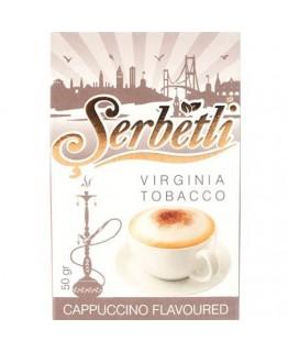 Табак SERBETLI Cappuccino 50gr