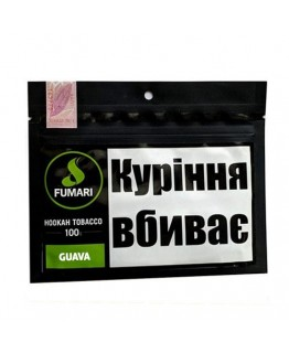 Табак Акциз Fumari Guava