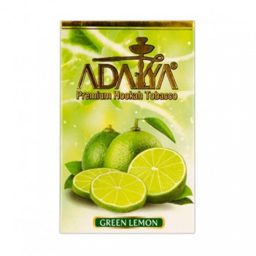 Табак ADALYA Green Lemon 50 g