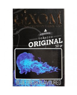 Табак GIXOM Blue Fresh 50 гр