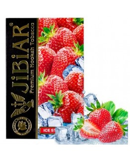 Табак Jibiar Ice Strawberry 50 гр