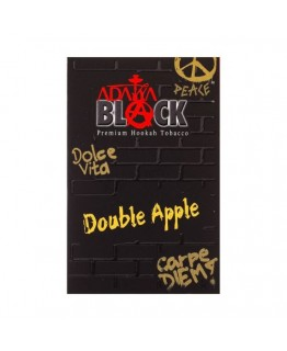 Табак ADALYA BLACK Double Apple 50 гр