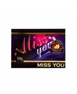 Табак AMY Gold Miss You 50 гр