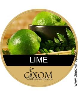 Табак GIXOM Exotic Lime 200 гр