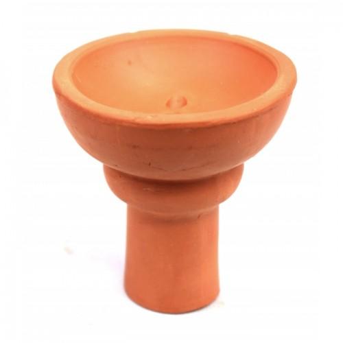 Чаша с красной глины Paradise классическая