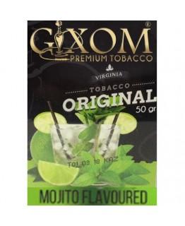 Табак GIXOM Mojito 50 гр