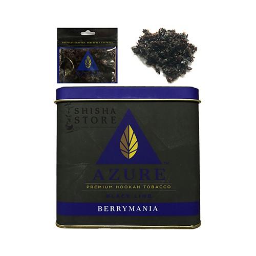 Табак AZURE BLACK Berrymania