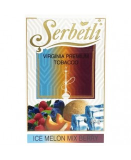 Табак SERBETLI Ice Melon Mix Berry 50gr