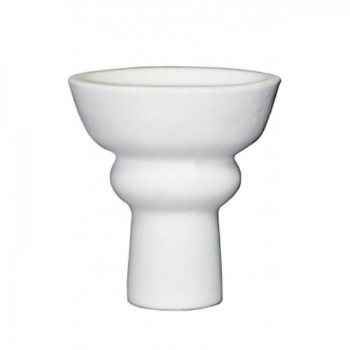 Чаша с белой глины LEX классическая