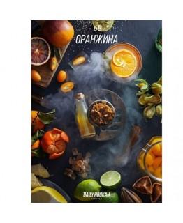 Табак Daily Hookah Оранжина 60 гр