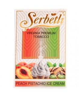 Табак SERBETLI Peach Pistachio Ice Cream 50gr