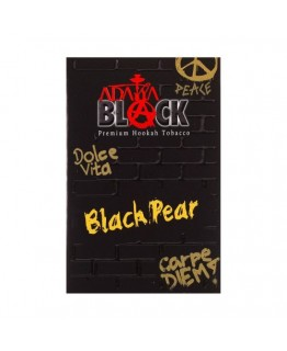 Табак ADALYA BLACK Black Pear 50 гр