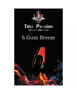 Табак Акциз TRUE PASSION 6 Gum Breeze 50 гр