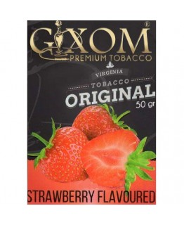 Табак GIXOM Strawberry 50 гр