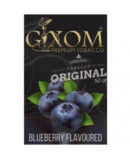 Табак GIXOM Blueberry 50 гр