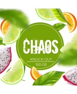 Табак Chaos Knock Out 100 гр