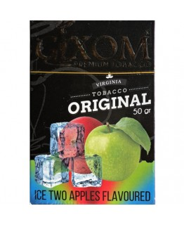 Табак GIXOM Ice Two Apples 50 гр