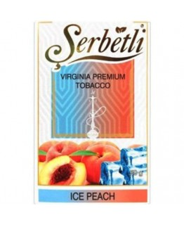 Табак SERBETLI Ice Peach 50gr