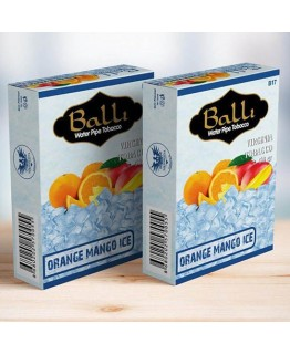 Табак BALLI Orange Mango Ice 50 gr
