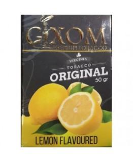 Табак GIXOM Lemon 50 гр