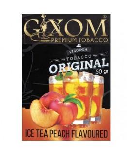 Табак GIXOM Ice Tea Peach 50 гр