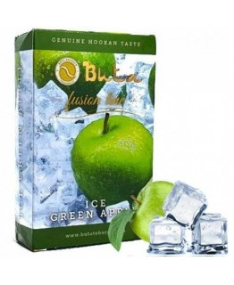 Табак Buta Fusion Ice Green Apple 50 gr