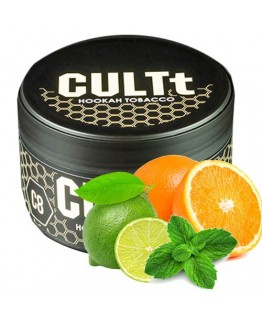 Табак CULTt C8 Orange Lime Mint 100 гр