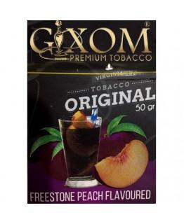 Табак GIXOM Freestone Peach 50 гр