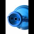 Кальян Kaya ELOX 480 BORO Clear Gungay Cut Blue 2S - фото 2