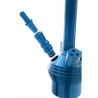 Кальян Kaya ELOX 580 Clear Carbon Blue 4S - фото 2