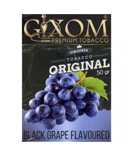 Табак GIXOM Black Grape 50 гр