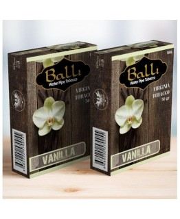 Табак BALLI Vanilla 50 gr