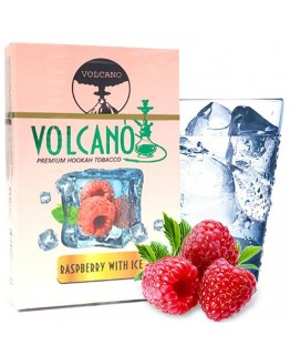 Табак VOLCANO Raspeberry with Ice 50 гр